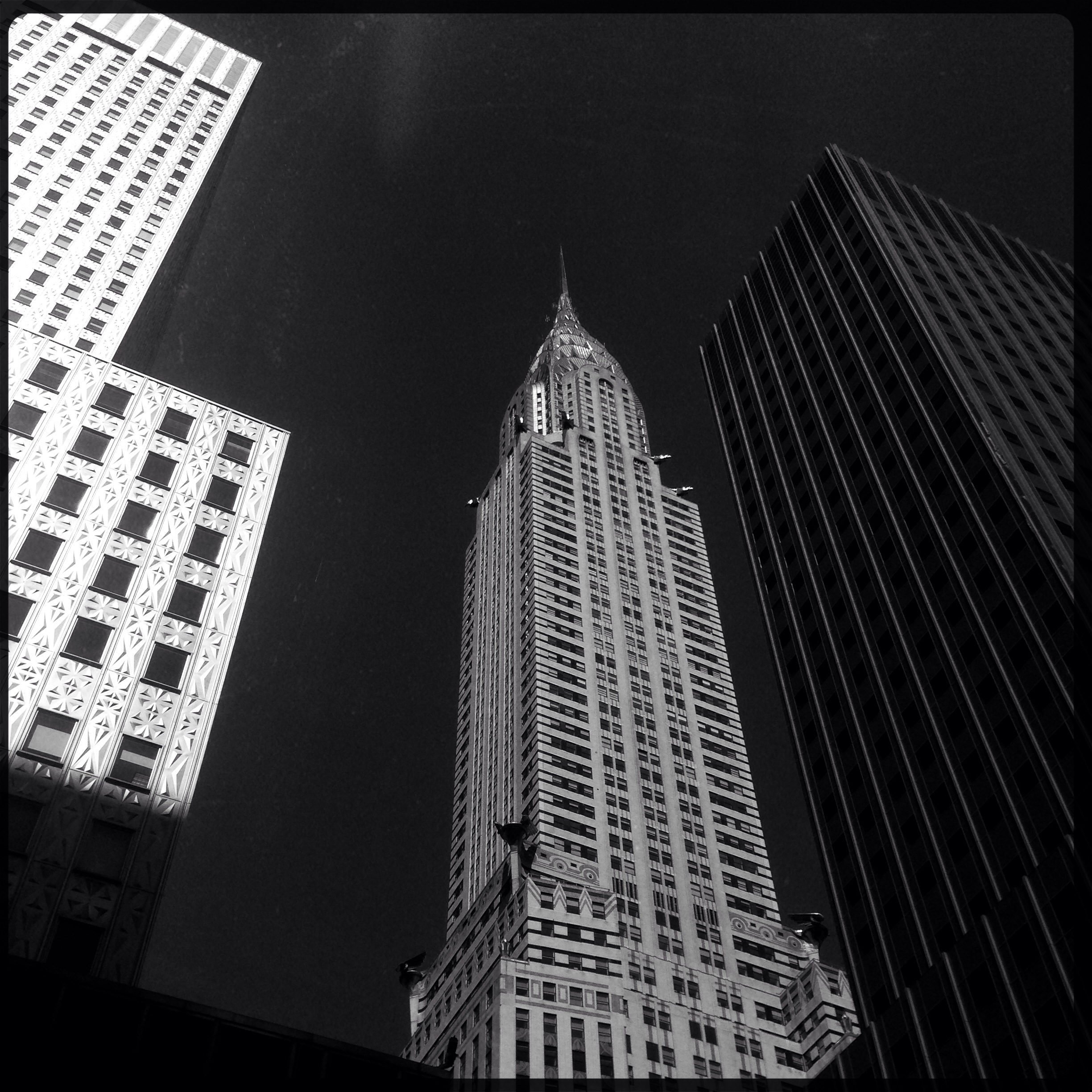 Chrysler Building Vertical