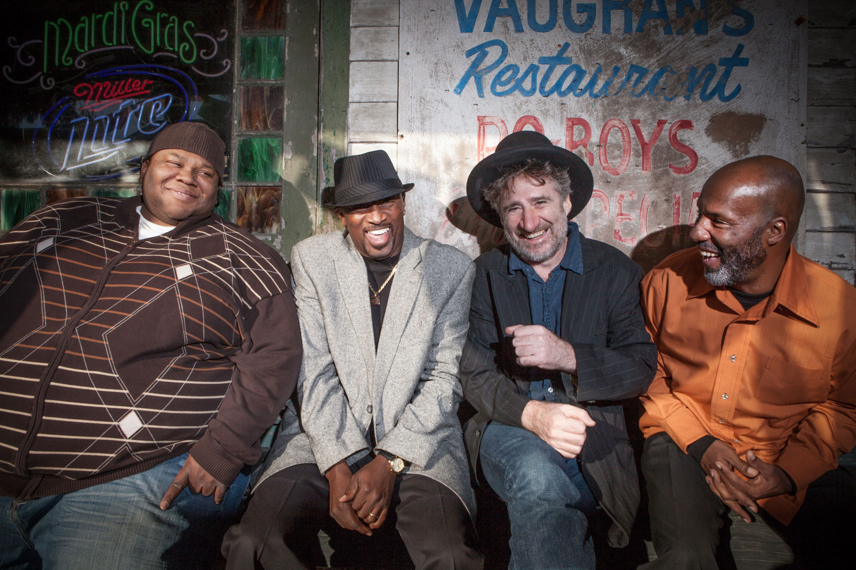 Jon Cleary & The Monster Gents at Vaughans