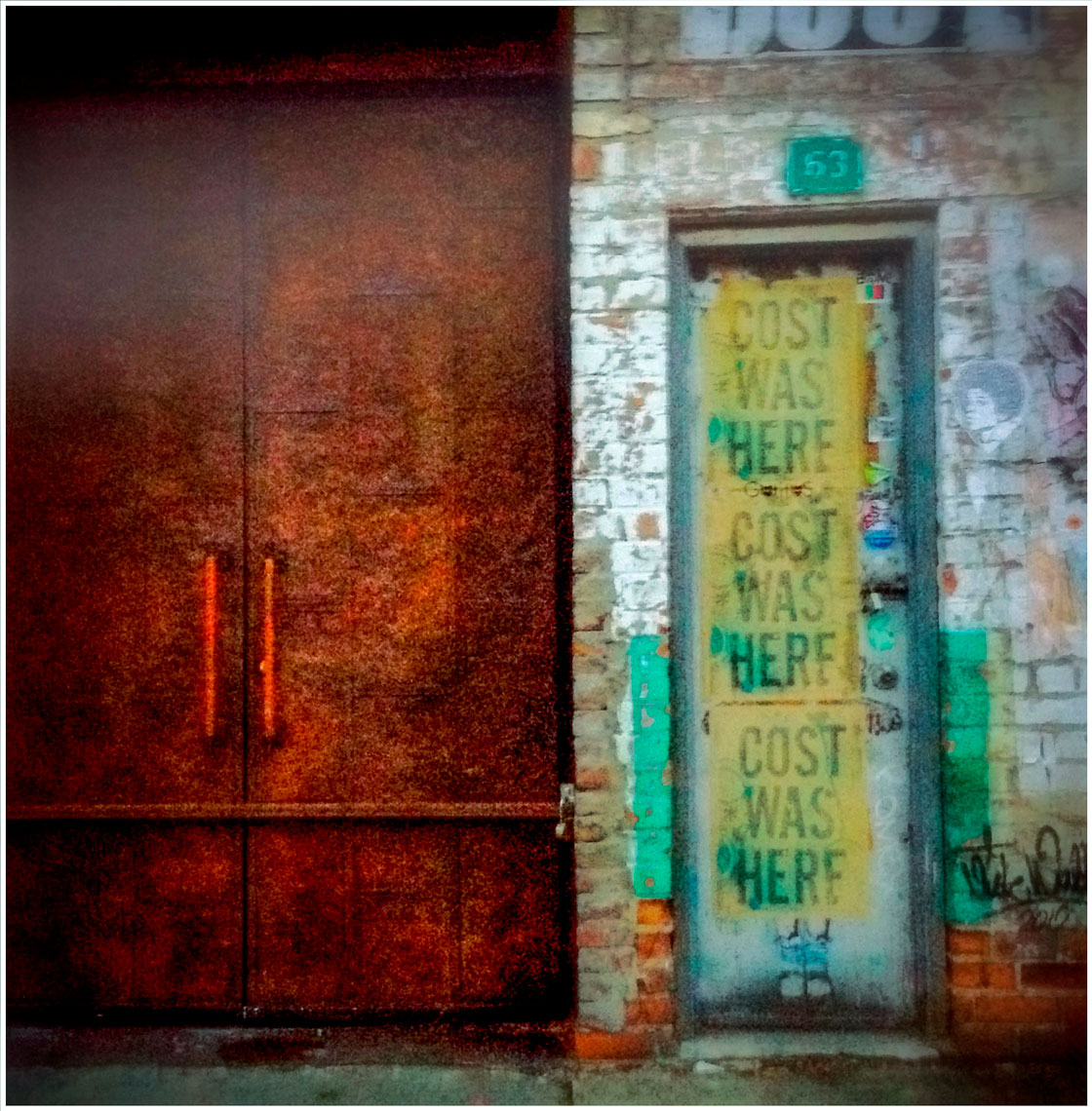 Club Door Meat Packing District NYC
