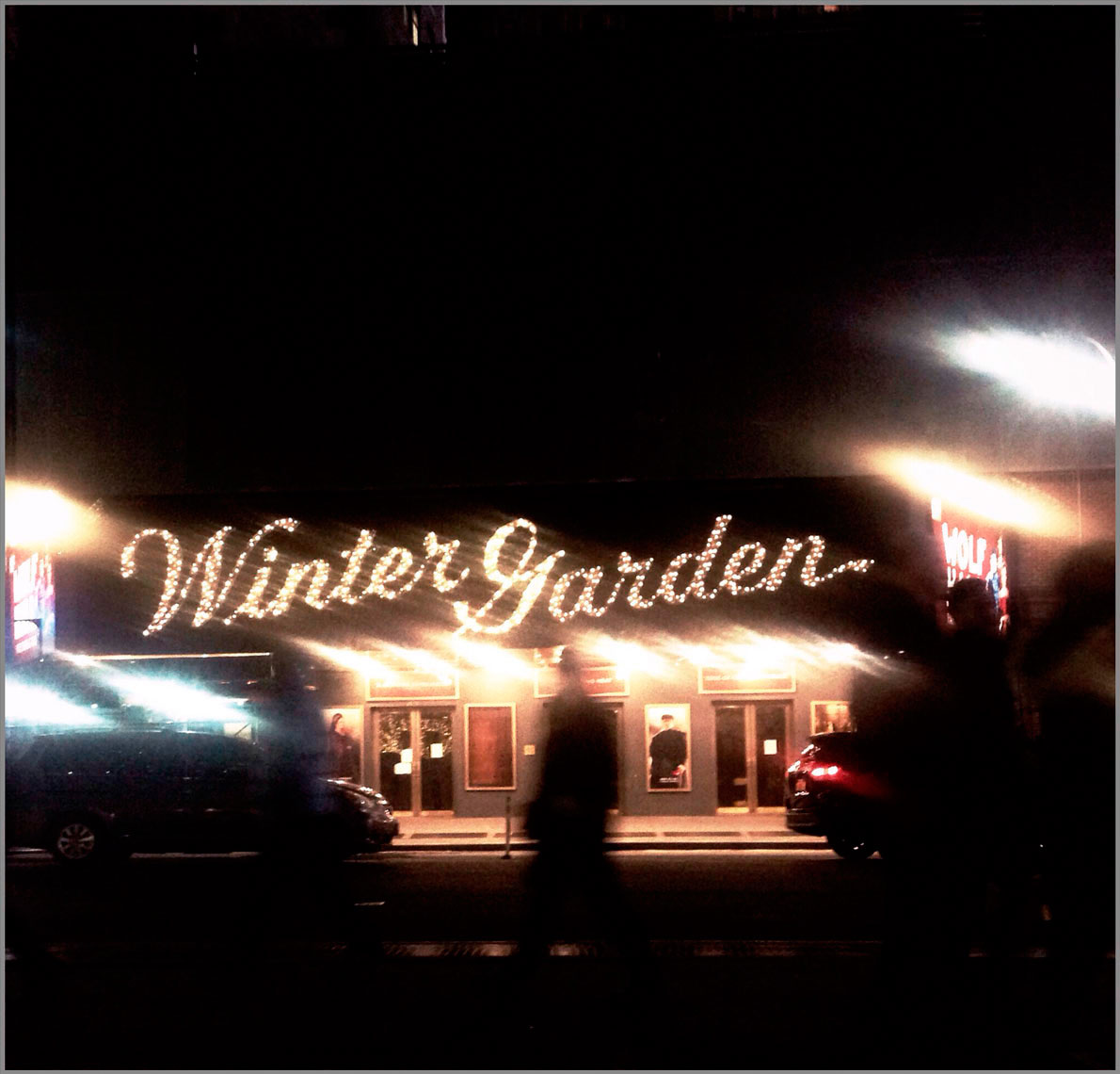 Winter Garden Theatre Times Square