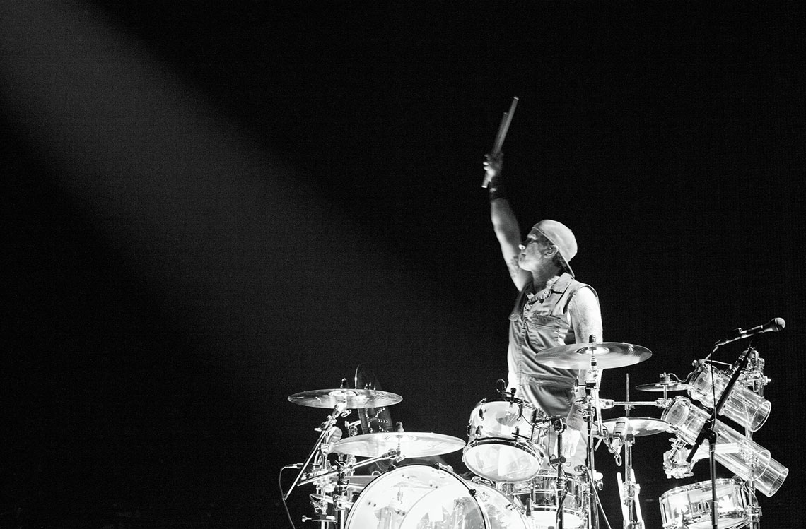 Chad Smith Drum Hero