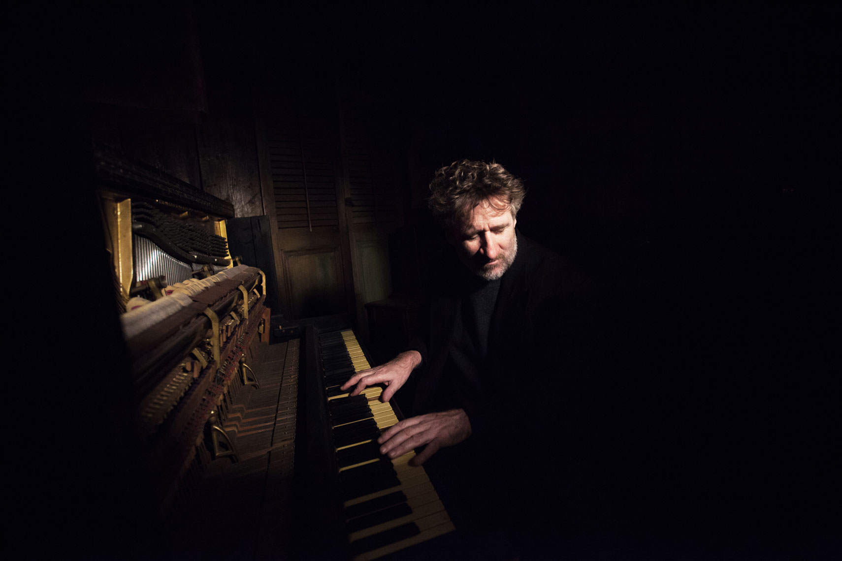 Jon Cleary Piano Profile