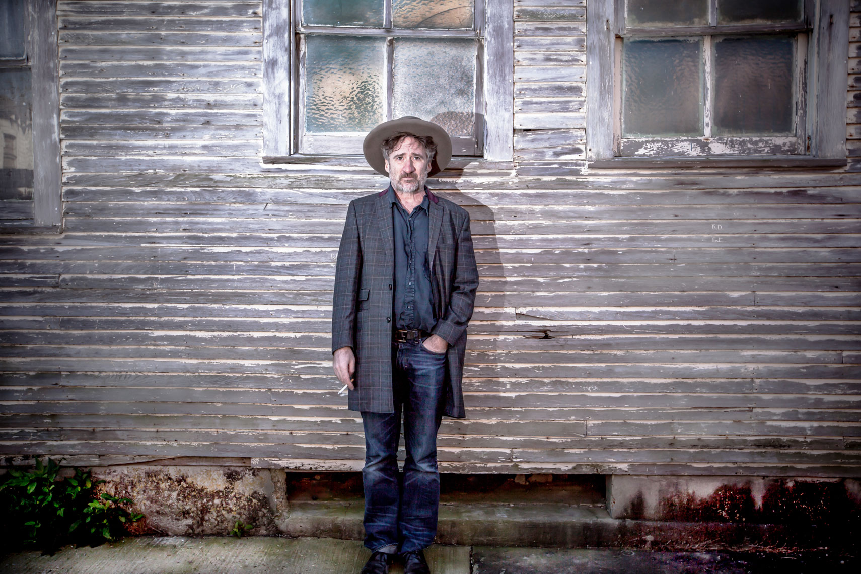 Jon Cleary  New Orleans Bywater