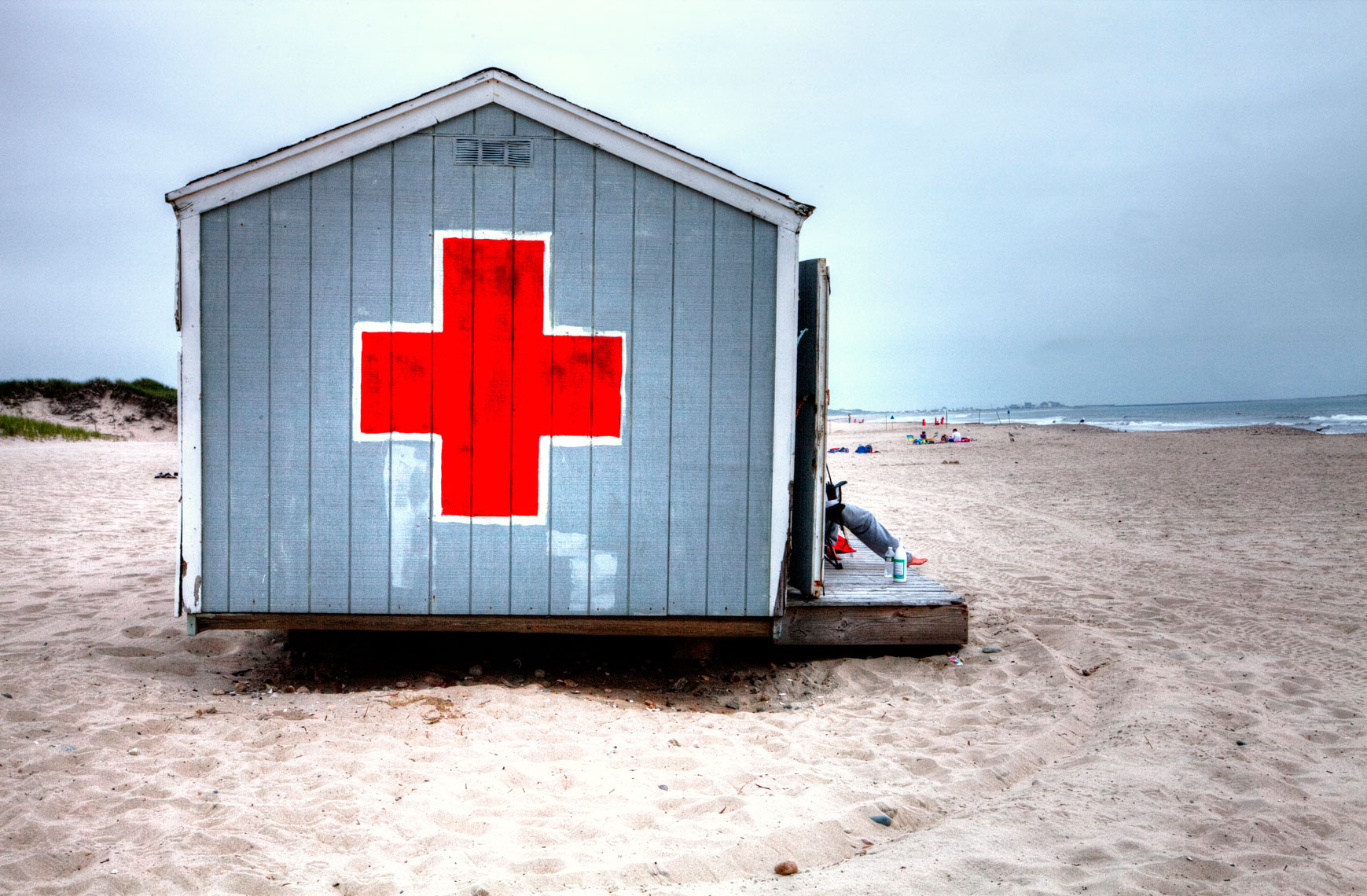 Red Cross Beach Shack